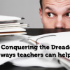 Conquering the Dreaded Monografía: Ten ways teachers can help their students