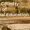 Mystery Country: 75 Years of Ministerial Education