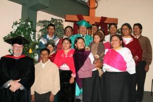 Oswaldo Quinlle Graduation #1
