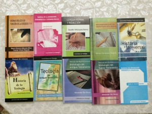 CU 14 Libros de Texto UTPC