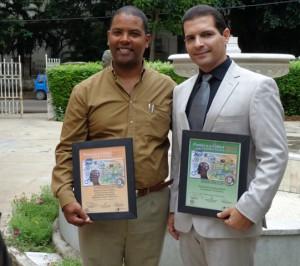 Dr. Dadonim Vila - Premio literario 2014