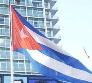 z Bandera cubana